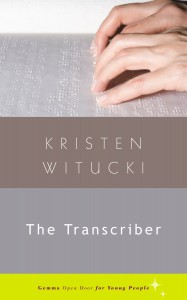 the-transcriber book cover